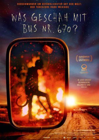 Was geschah mit Bus 670? - 2020 Filmposter