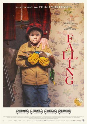 Falling - 2020 Filmposter