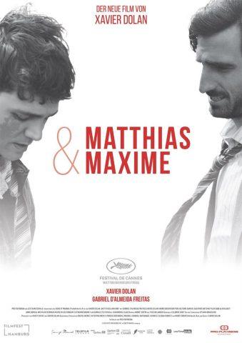 Matthias & Maxime - 2019 Filmposter