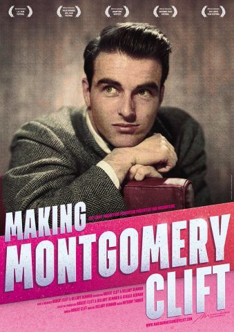 Making Montgomery Clift - 2018 Filmposter