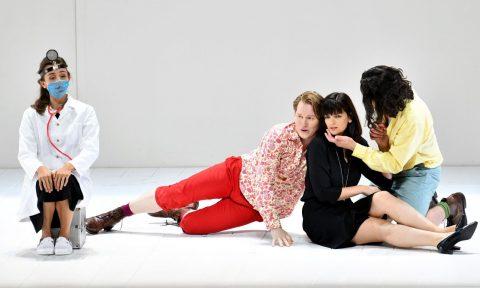 Cosi fan tutte/ Salzburger Festspiele 20/21 - 2020
