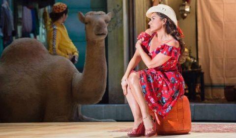 Italiana in Algeri/ Salzburger Festspiele 20/21 - 2018