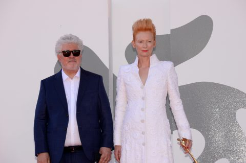 The Human Voice: Pedro Almodovar und Tilda Swinton - 2020