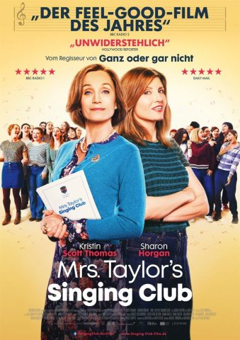 Mrs. Taylor's Singing Club - 2019 Filmposter
