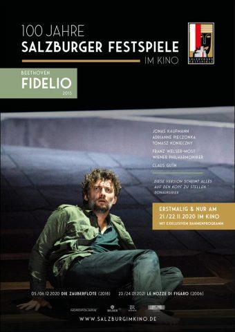 Fidelio/ salzburger Festspiele 20/21- 2015 poster
