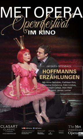 MET: 2021 - Les Contes d'Hoffmann poster