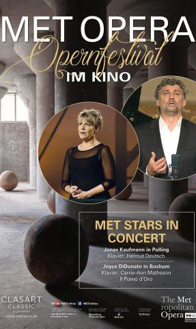 MET: 2021 - Stars in Concert poster