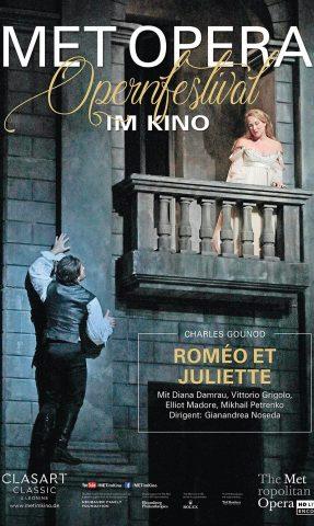 MET: 2021 Romeo & Juliette poster