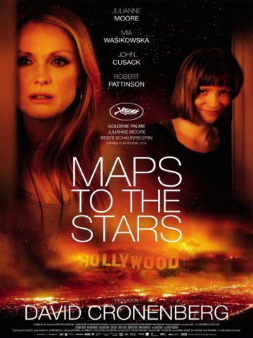 Maps to the Stars - 2014 Filmposter