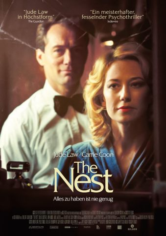 The Nest - 2020 poster