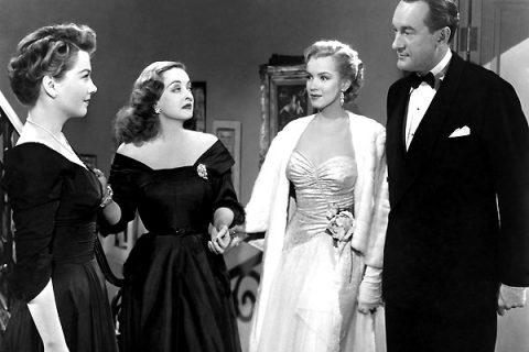 Alles über Eva - 1950