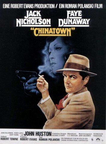 Chinatown - 1974 poster
