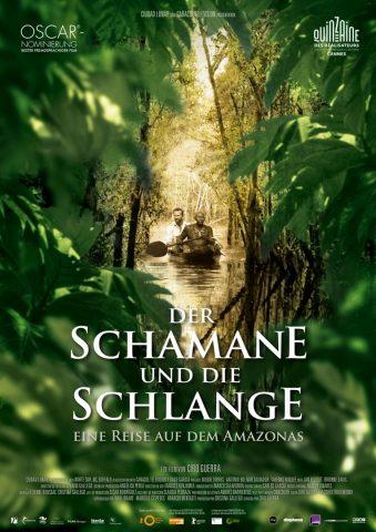 Der Schamane und die Schlange - 2015 Filmposter