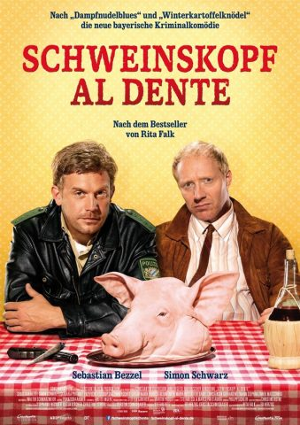 Eberhart Krimis - Schweinskopf al dente: Poster