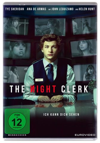 The Night Clerk - 2020 Filmposter