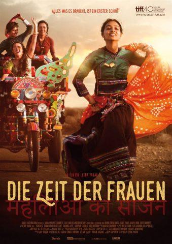 Die Zeit der Frauen - 2016 poster