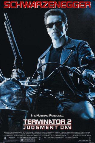 Terminator 2 - 1991 Filmposter