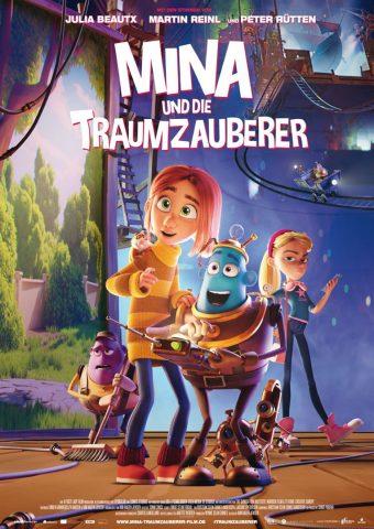 Mina und die Traumzauberer - 2020 poster
