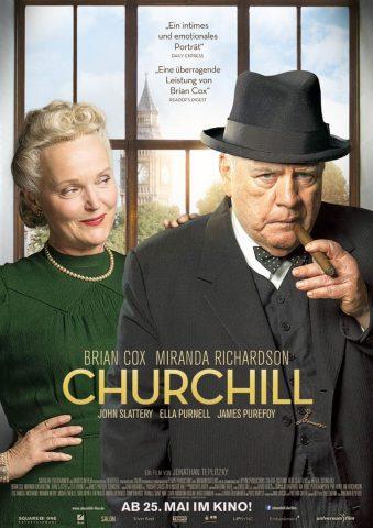 Churchill - 2017 Filmposter