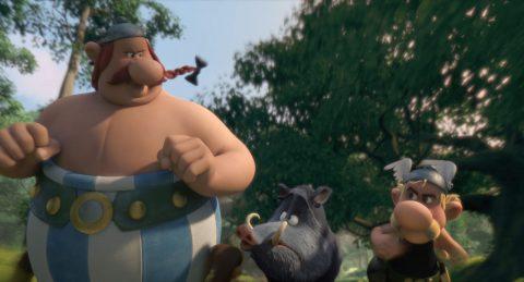Asterix im Land der Götter - 2014