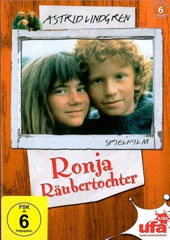 Ronja Räubertochter - 1984 Filmposter