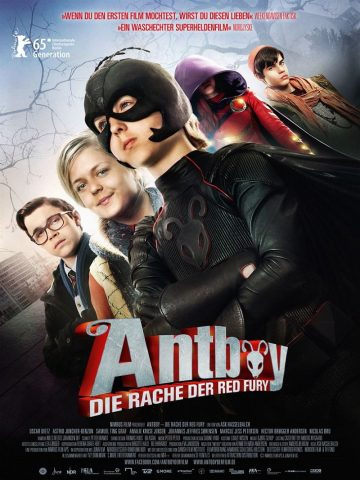 antboy 2 - 2015 poster