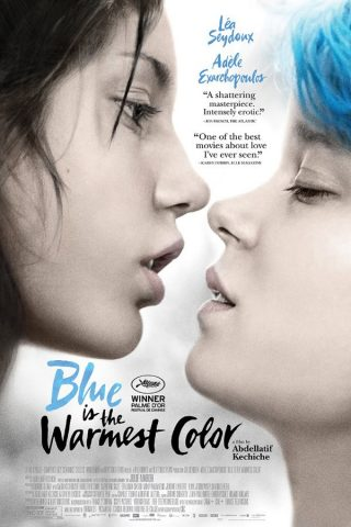 Blau ist eine warme Farbe - 2013 Filmposter