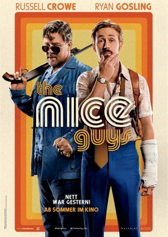 The Nice Guys - 2016 Filmposter