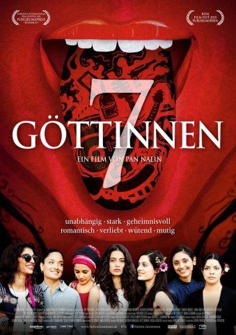 Zornige Indische Göttinnen - 2016 Poster