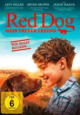 Red Dog - 2016 Filmposter