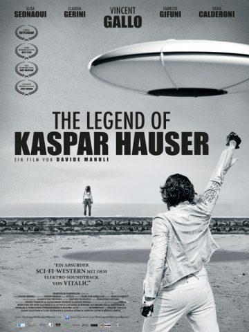 The Legend of Kaspar Hauser - 2013 Filmposter