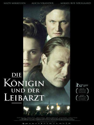 Die Königin und der Leibarzt - 2012 Filmposter