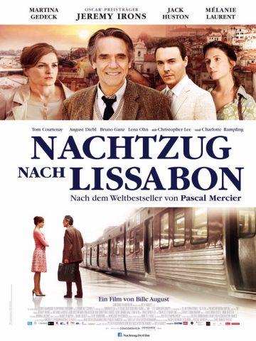 Nachtzug nach Lissabon - 2013 Poster