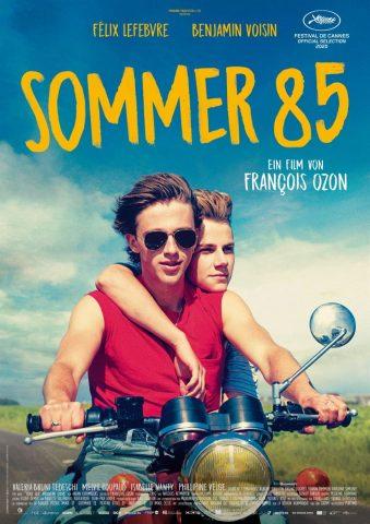 Sommer 85 - 2020 Filmposter