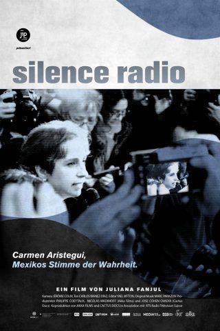 Silence Radio - 2021 Filmposter