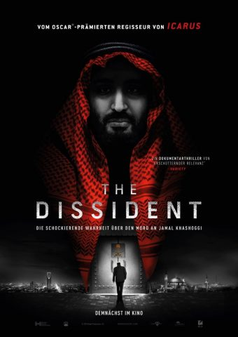 The Dissident - 2021 Filmposter