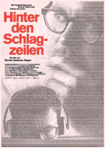 Hinter den Schlagzeilen - 2021 Filmposter