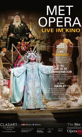 MET 20/21 Poster: turandot
