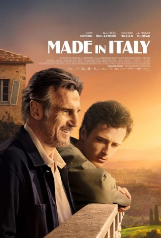 Made-in-Italy-Plakat