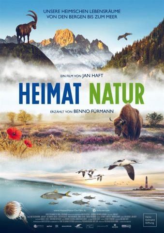 Heimat Natur - 2021 Filmposter