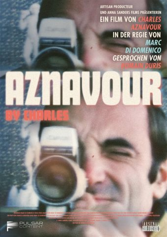 Aznavour by Charles - 2021 Poster