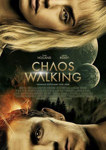 Chaos Walking - 2021 poster