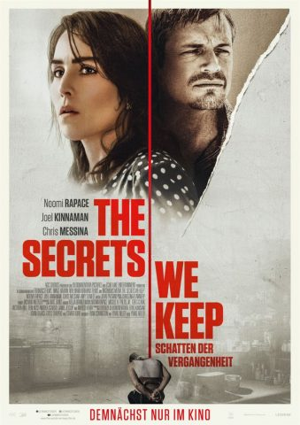The secrets we keep - 2021 Poster