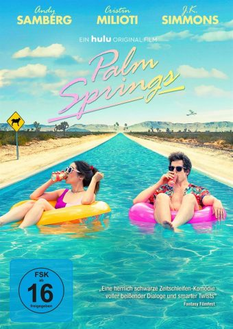 Palm Springs - 2020 Filmposter