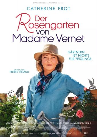 Der Rosengarten von Madame Vernet - 2021 poster