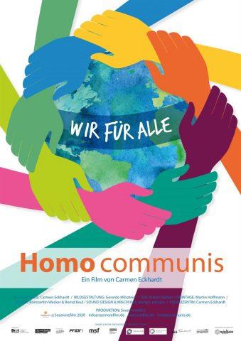 Homo Communis - 2021 poster