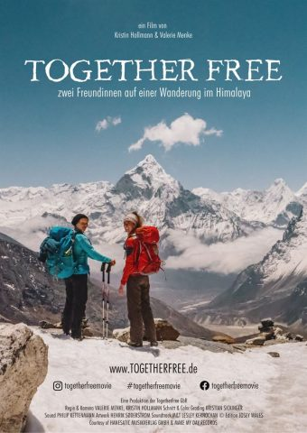 Together Free - 2021 poster