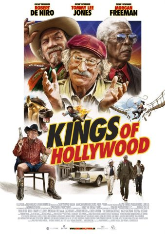 Kings of Hollywood -2021 Poster