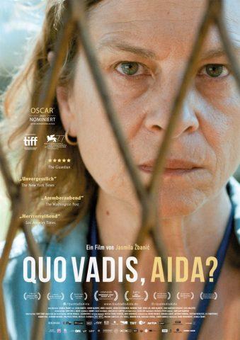 Quo Vadis, Aida? - 2021 poster