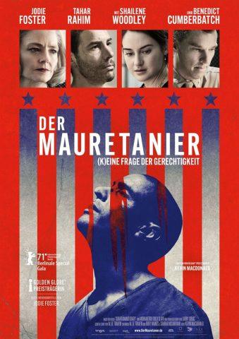 Der Mauretanier - 2021 poster